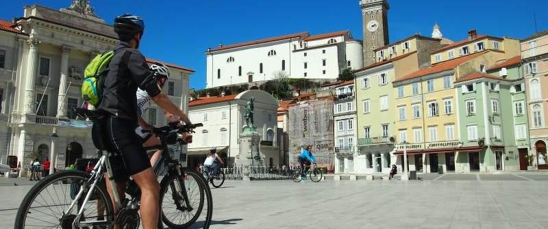 Dookoła Istrii na rowerze