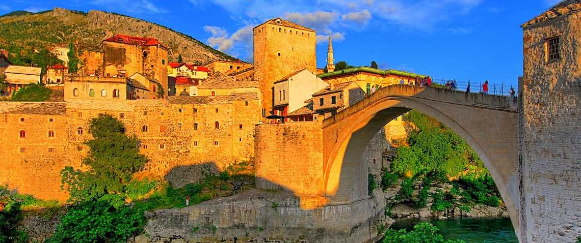 Bośnia i Hercegowina na rowerze