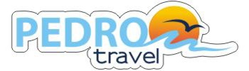 Biuro Podróży Pedro-Travel / partner Grecos, Exim, Coral travel - Wezyr Holidays, Sun Fun