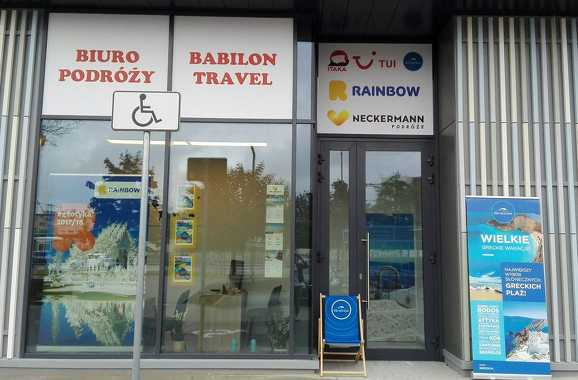 Biuro Podróży Babilon Travel - Tarasy Grabiszyńskie