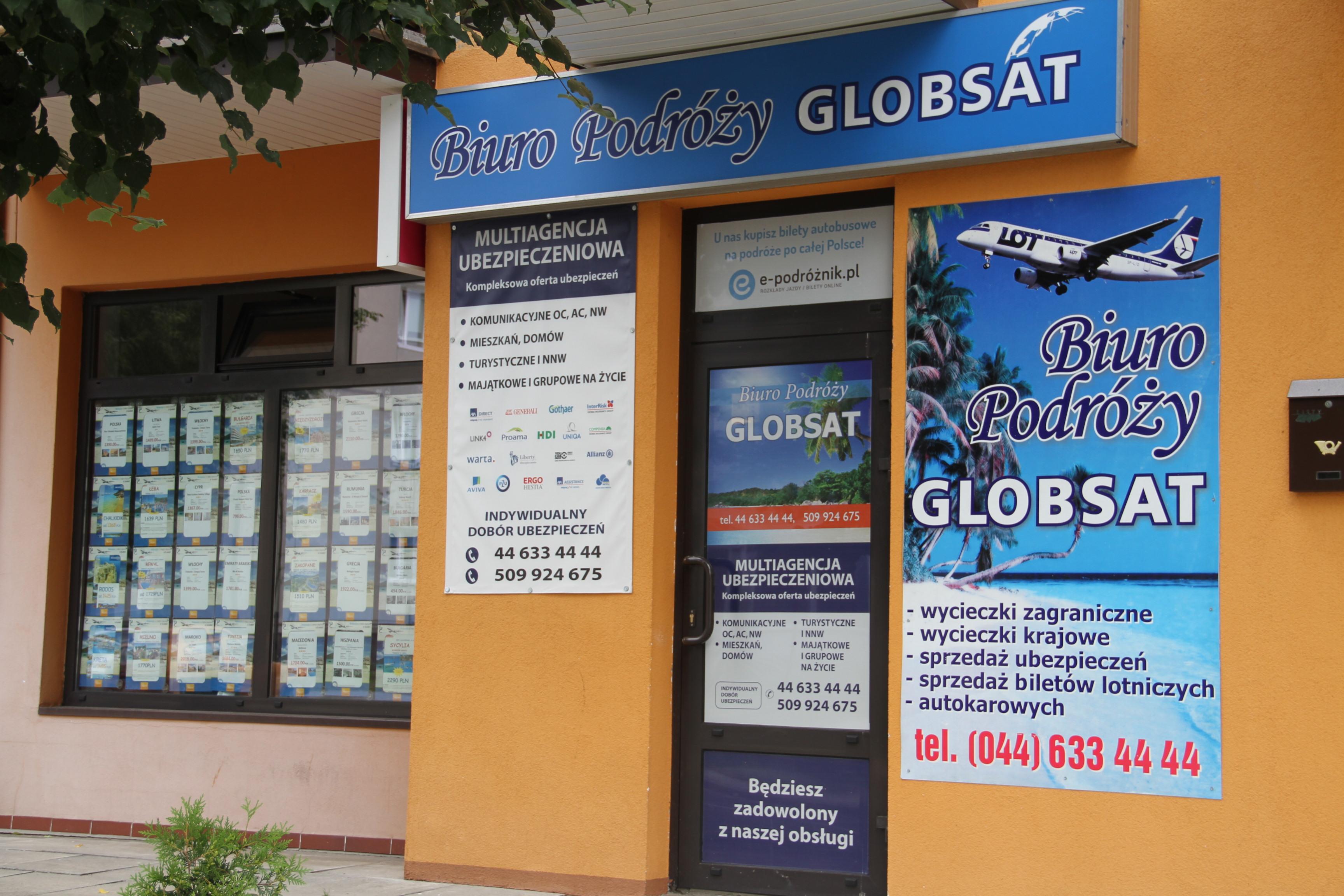 Biuro Podróży Globsat