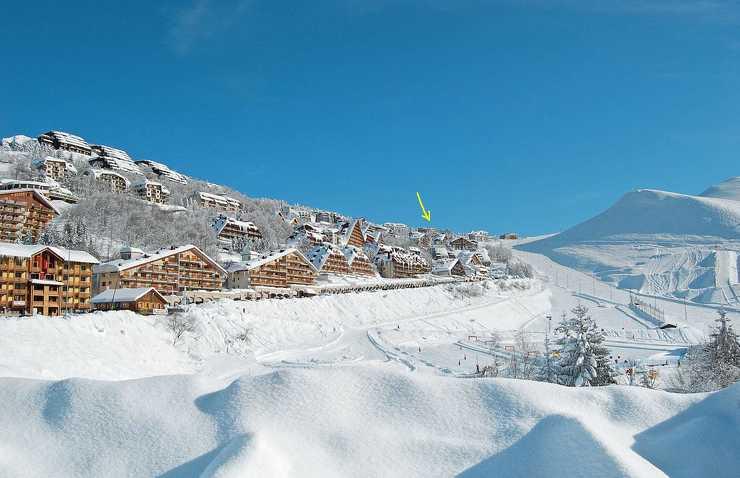 Włochy Prato Nevoso