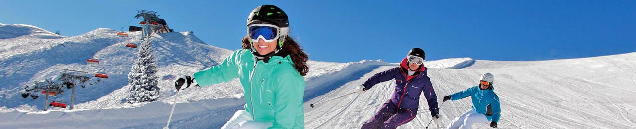 Pachete de schi cu skipass, Italia si Austria