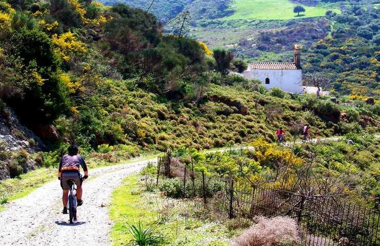 Kreta na rowerze