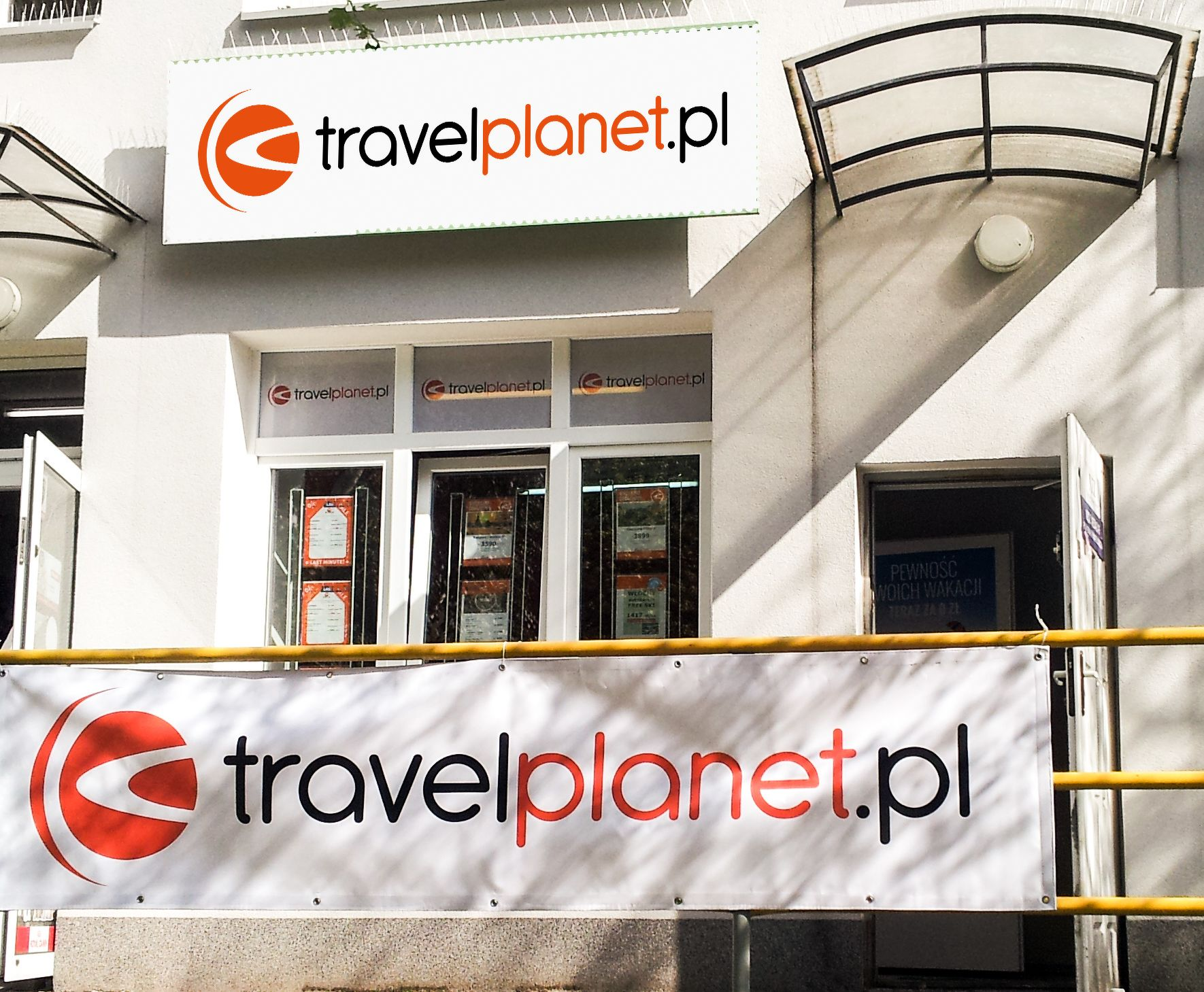 TravelPlanet Białystok Warszawska
