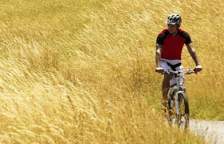 Węgry na rowerze