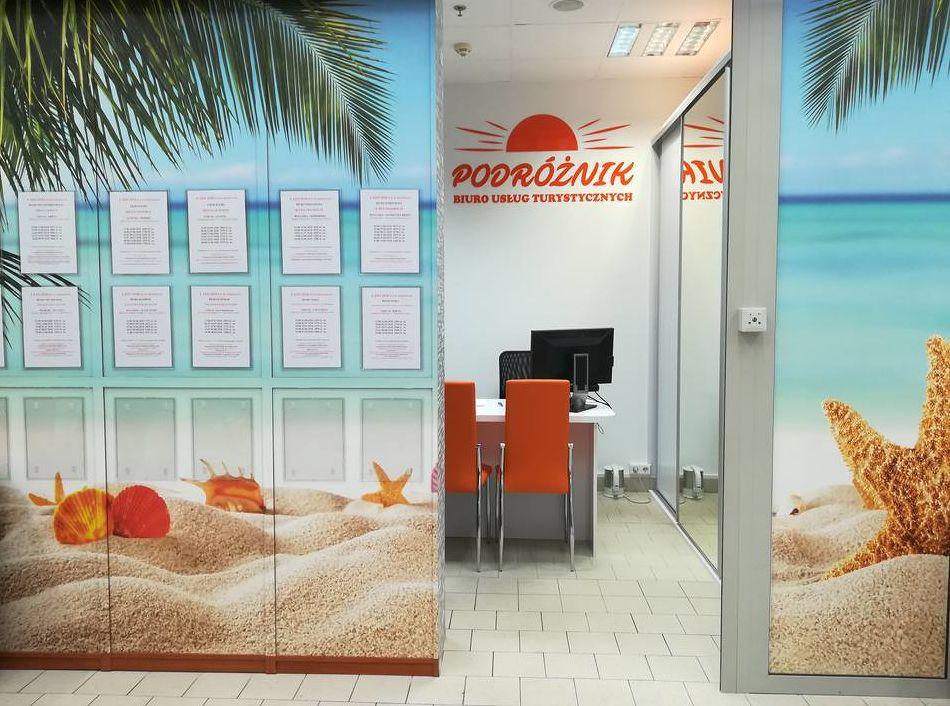 Biuro Usług Turystycznych PODRÓŻNIK