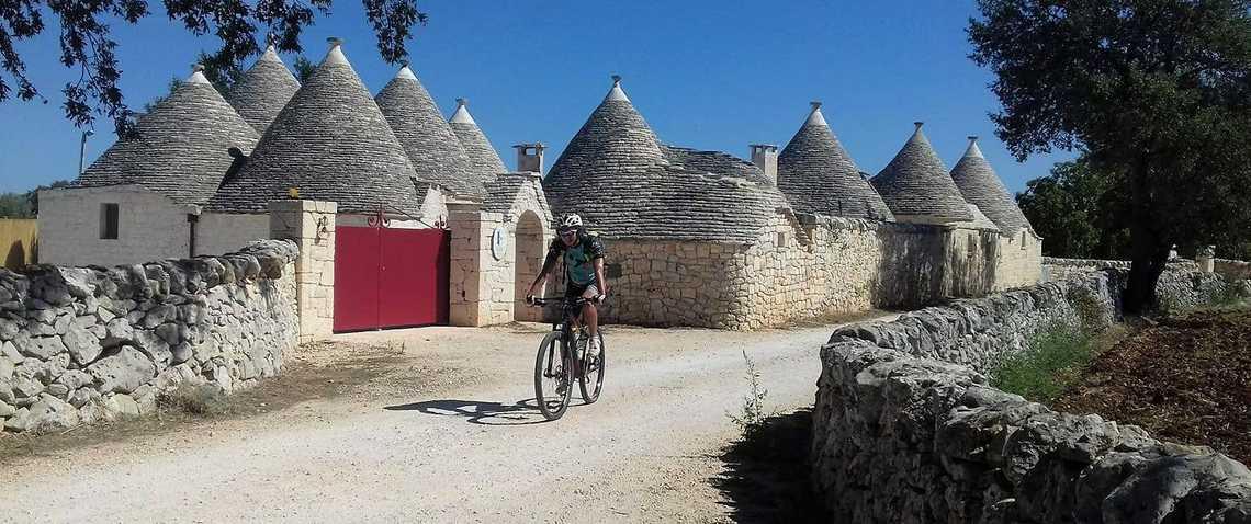 Włoskie klimaty na rowerze