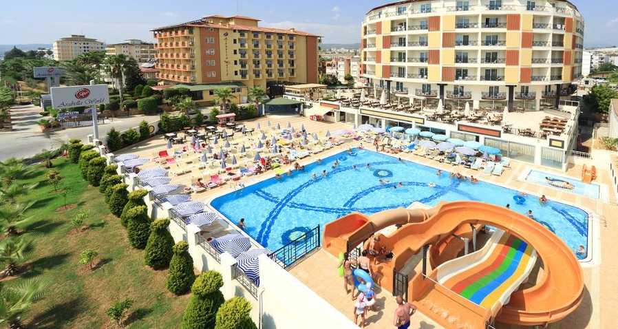 Riviera Antalya - Kemer & Pamukkale