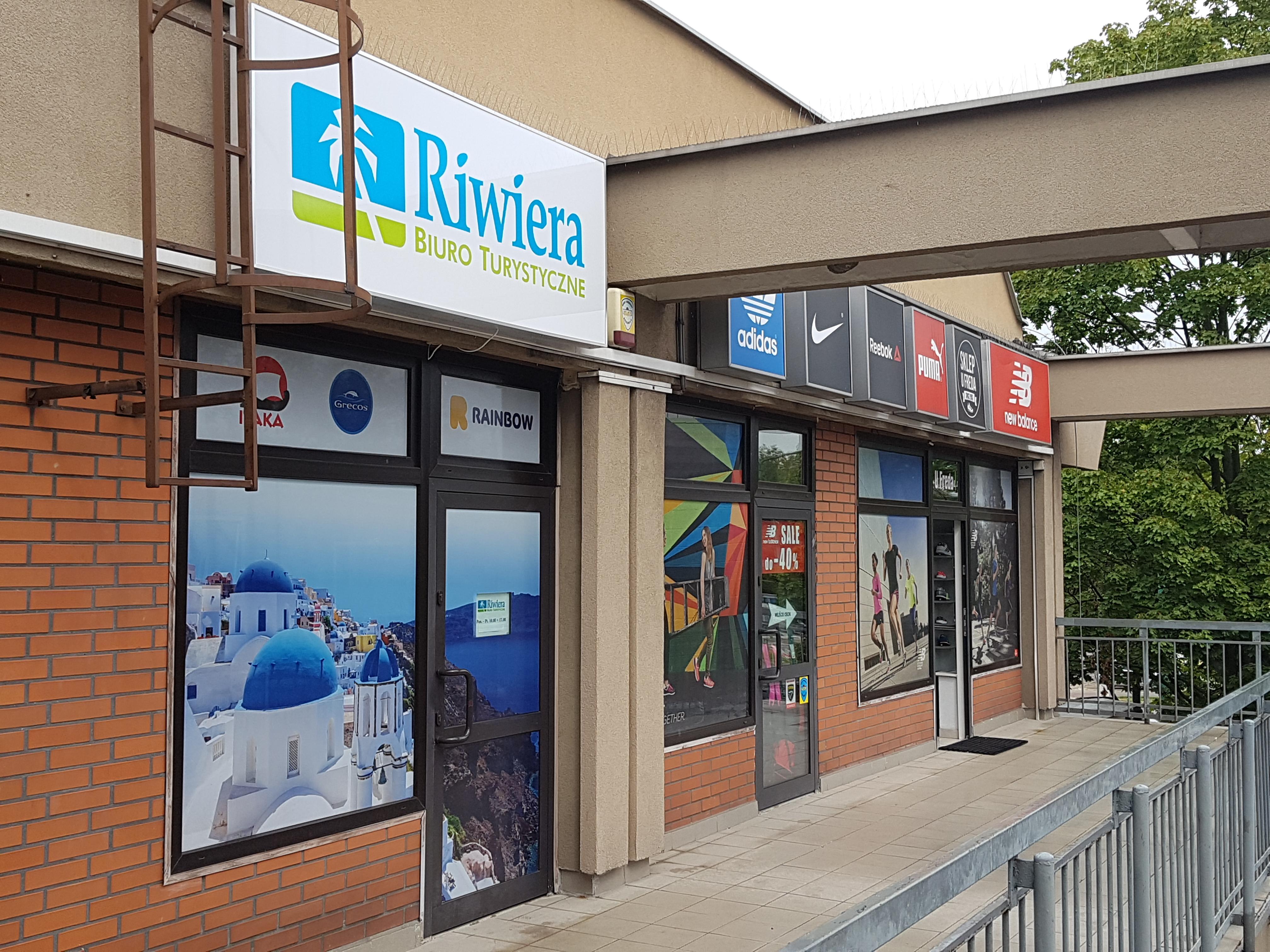 Biuro Turystyczne RIWIERA sc