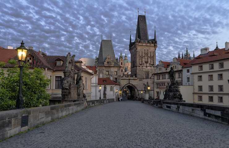 Bajkowa Praga