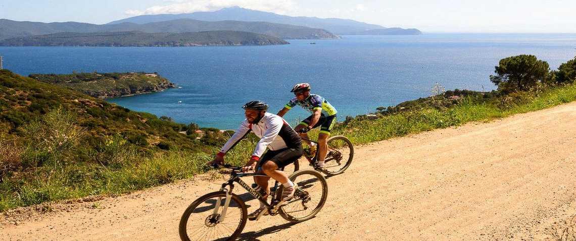 Rowerem wzdłuż wybrzeża Toskanii