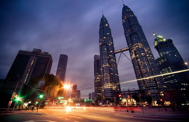 Malezja - Tajlandia