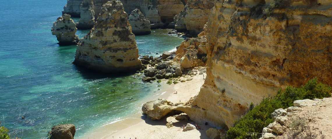 Portugalia Algarve na rowerze