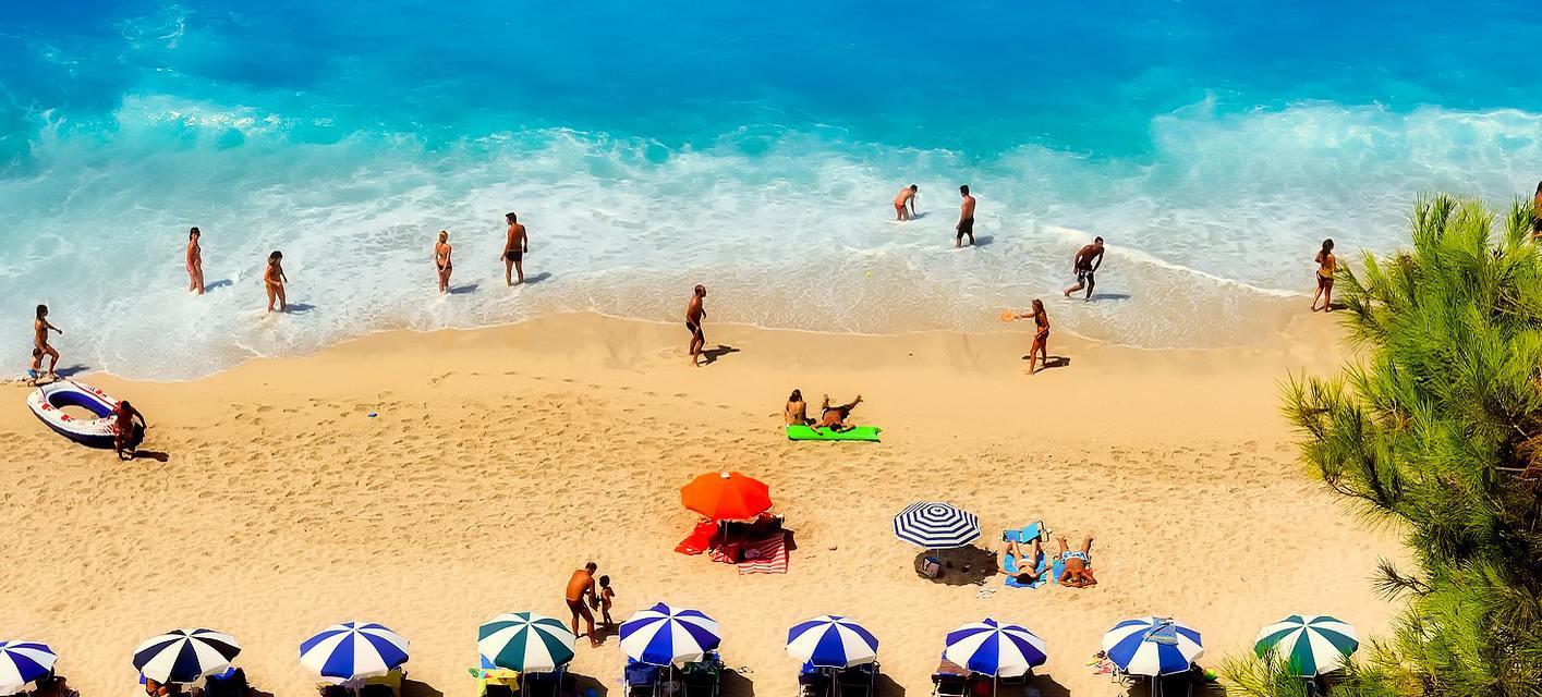 Kavros Beach