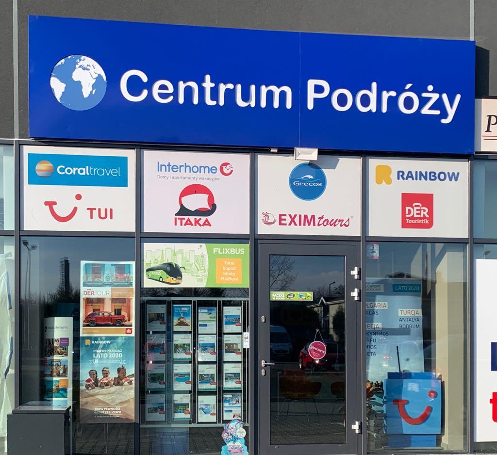 Centrum Podróży