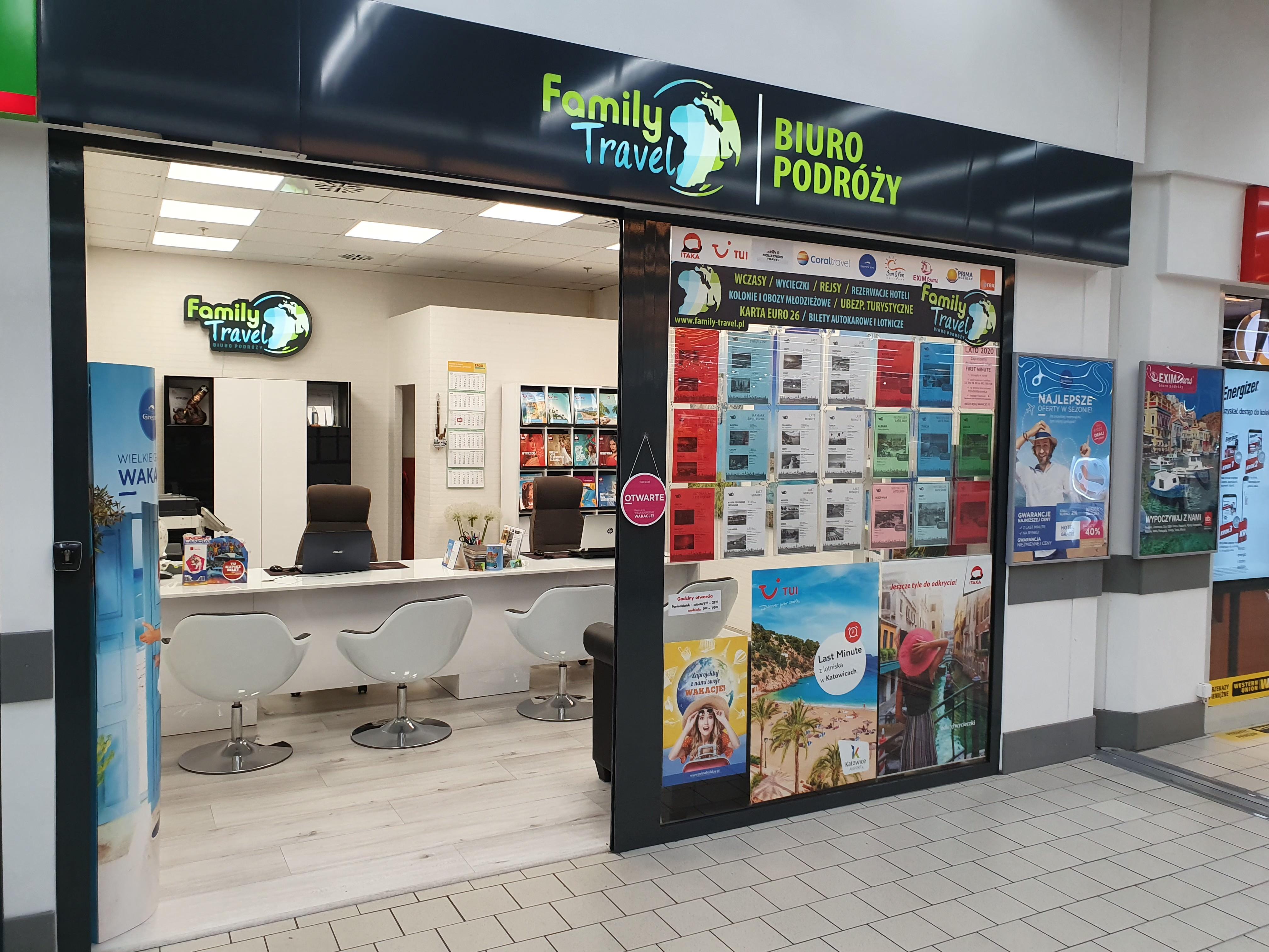 Biuro Podróży Family Travel