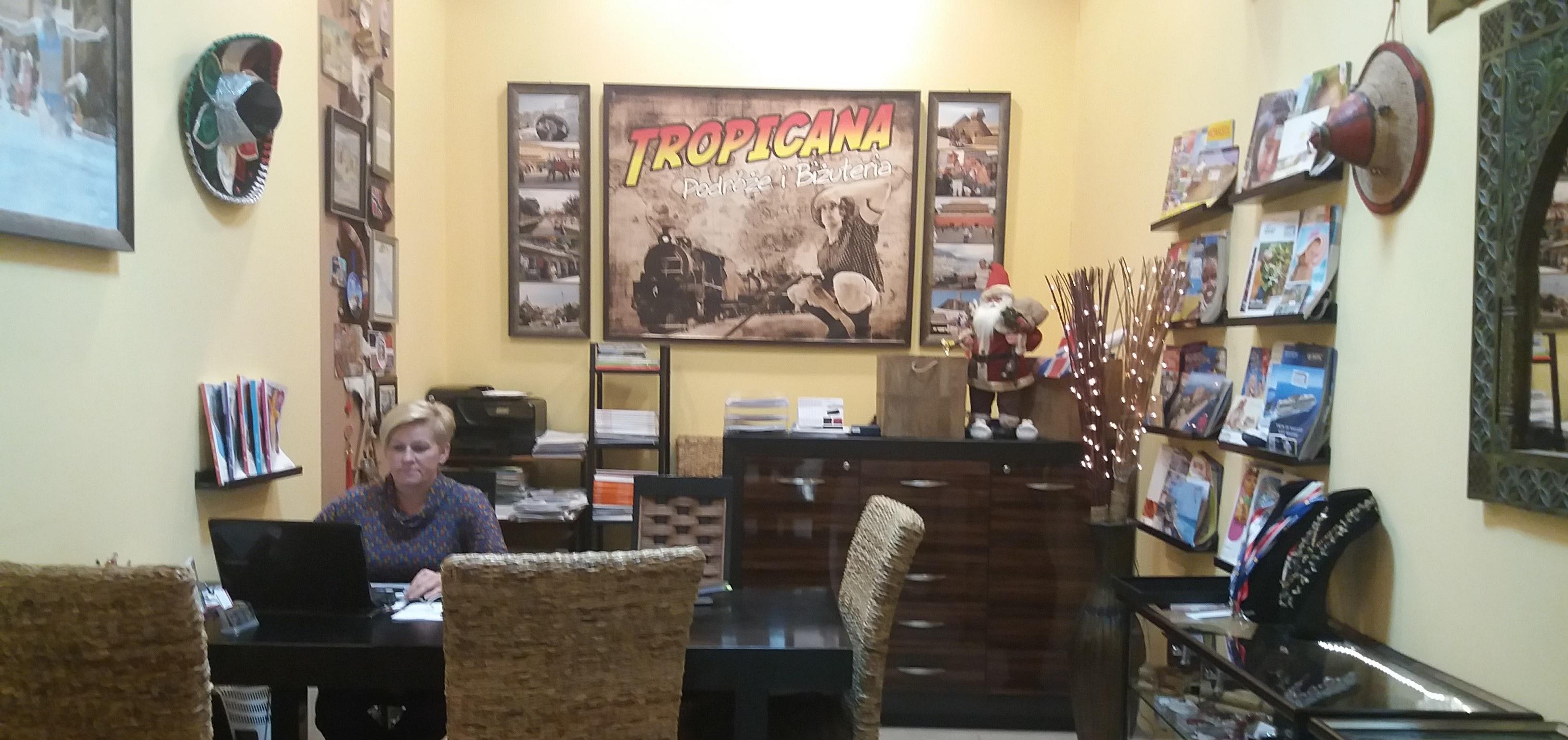 Biuro Podróży Tropicana