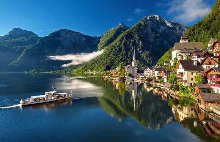 Przez alpejskie doliny