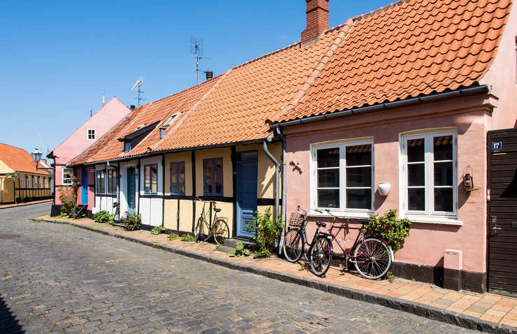 Bornholm rowerowy raj