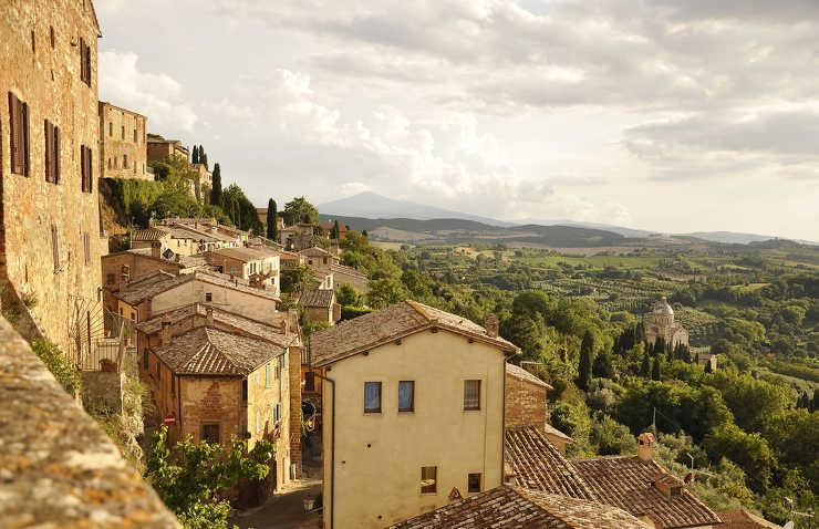 Toskania i Umbria na rowerze