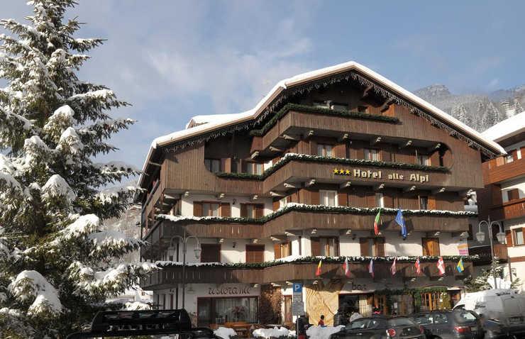 Hotel Alle Alpi***