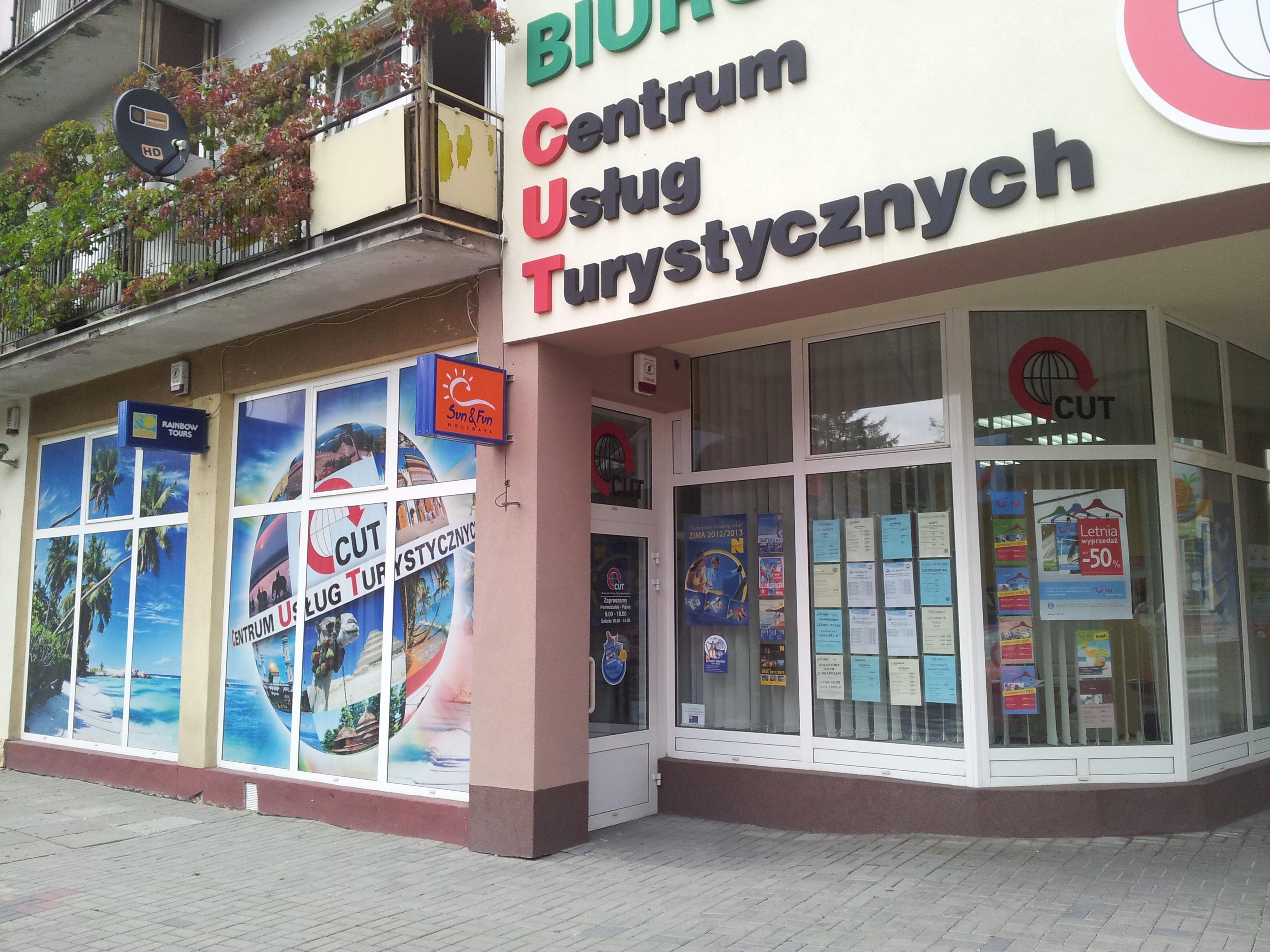 Centrum Usług Turystycznych s.c.                Marek Ciszkiewicz Wiesław Piątek