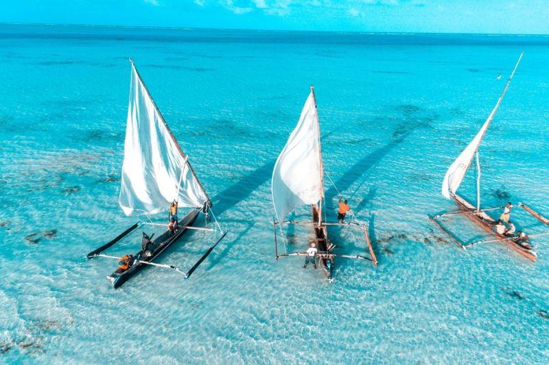 Wczasy na plażach Zanzibaru