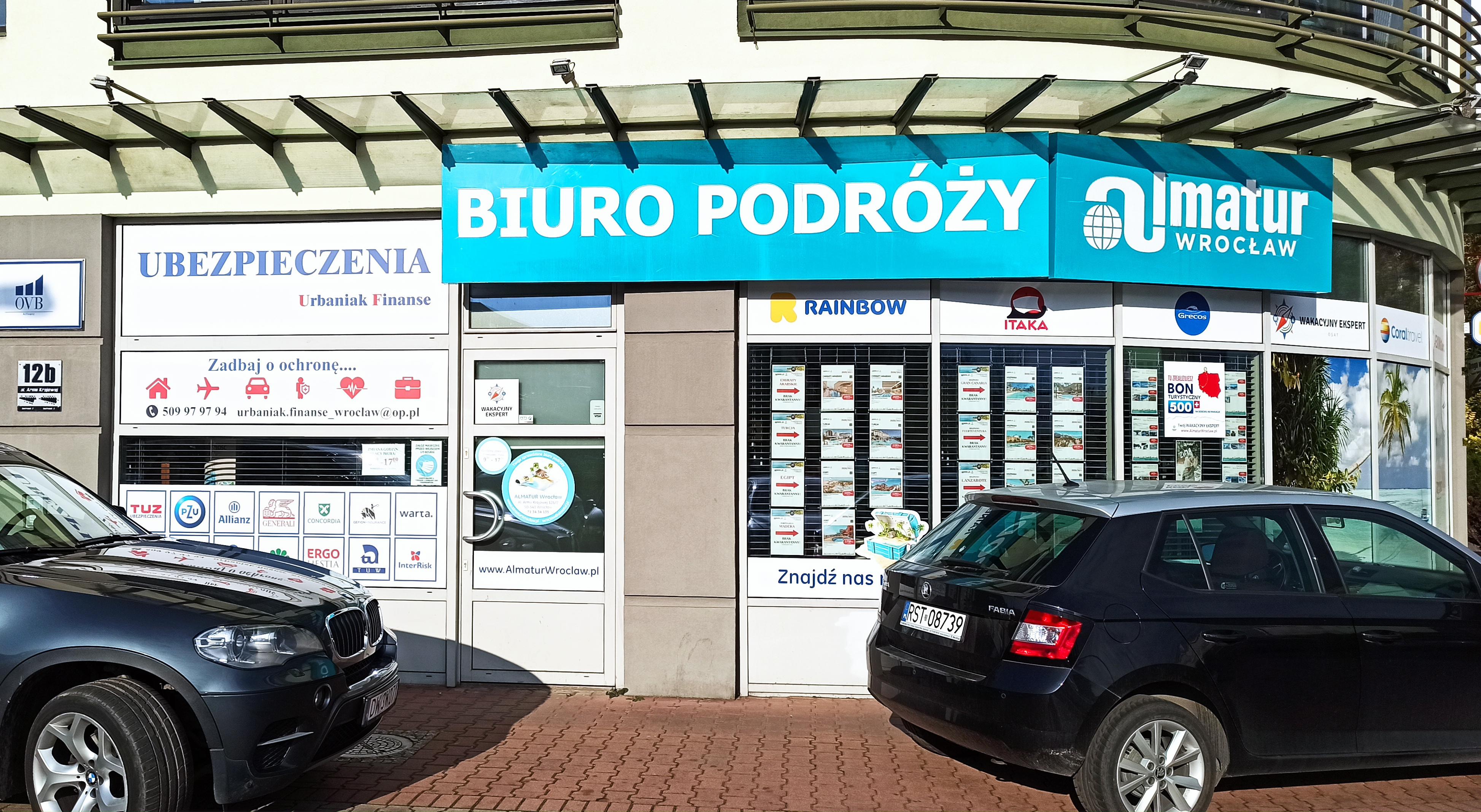 UBEZPIECZENIA Urbaniak Finanse