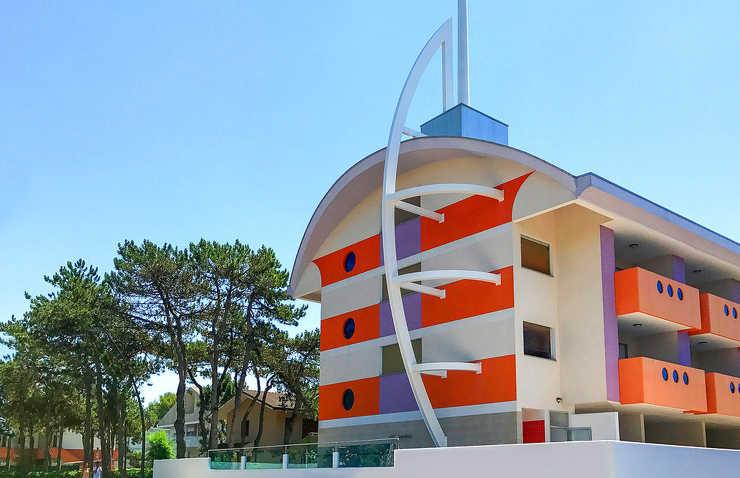 Apartamenty Bibione