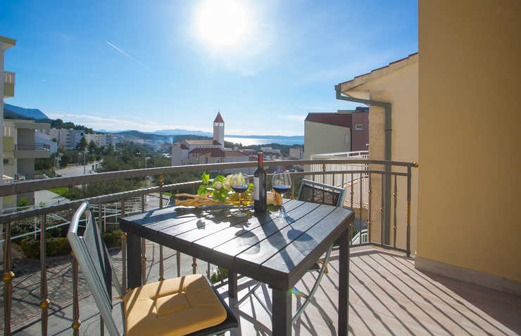 Apartamenty Makarska