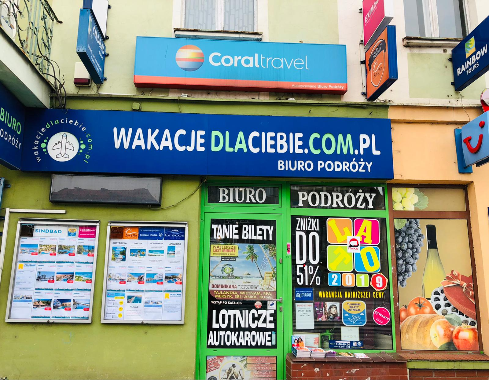 WAKACJEDLACIEBIE.COM.PL