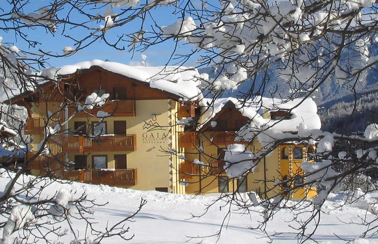Val di Sole Mezzana, Rezydencja Gaia