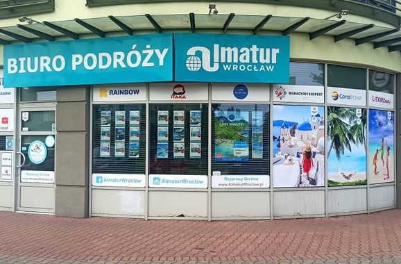 Biuro Podróży Almatur Wrocław s.c.