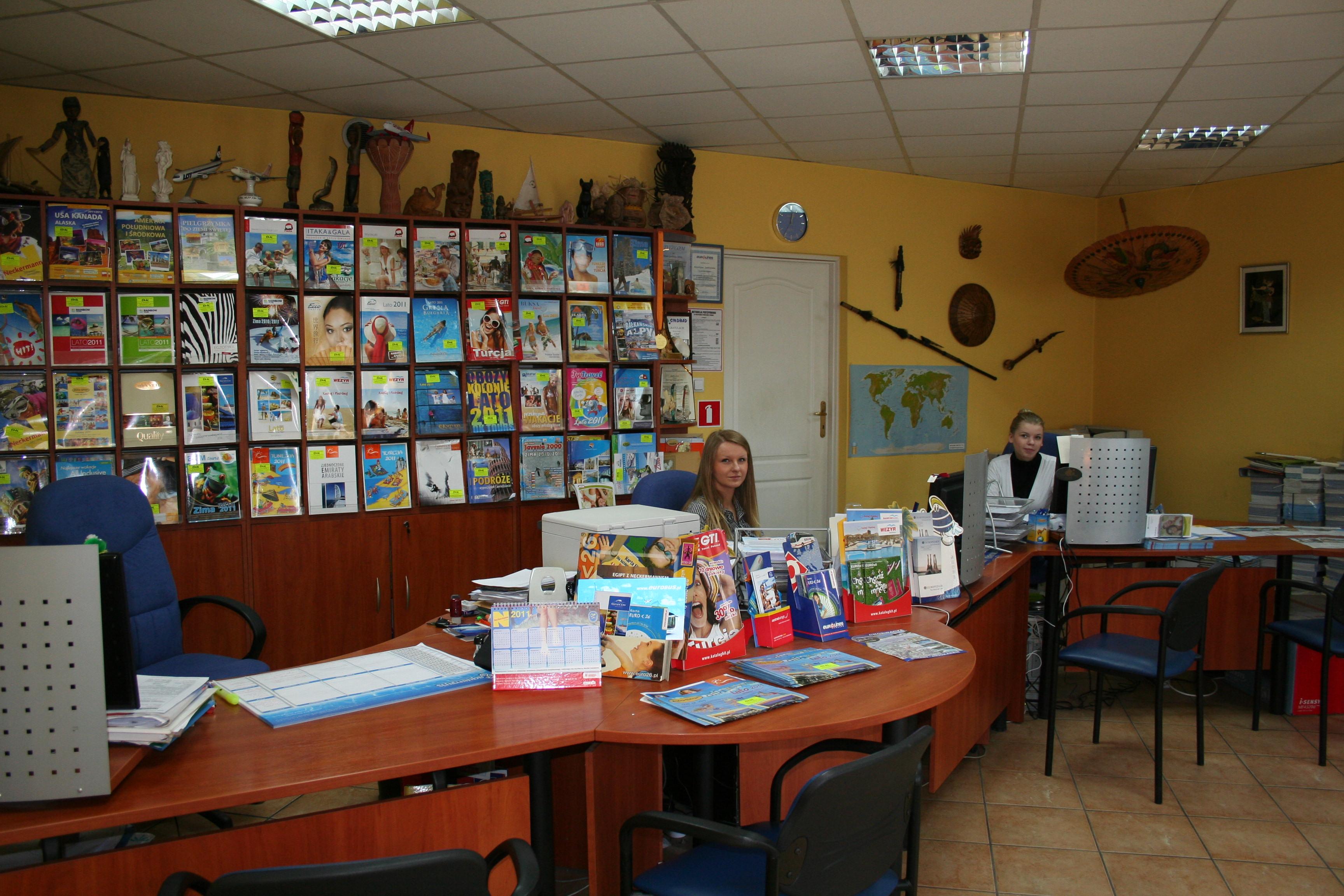 Biuro Podróży Opal Krystyna Ladżyńska