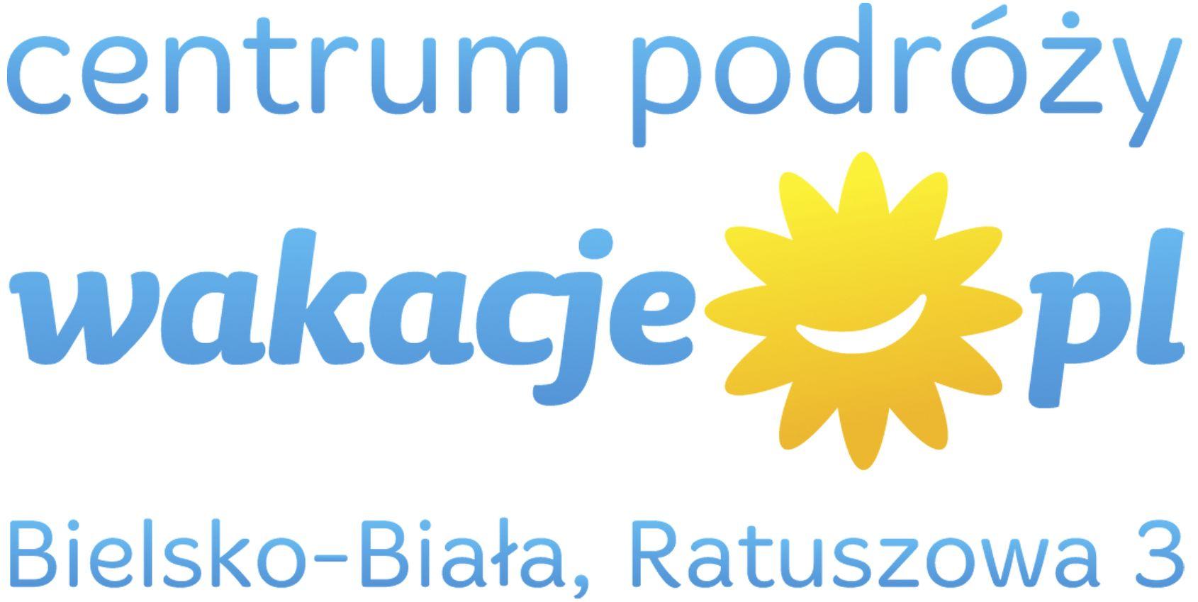 Centrum Podróży Wakacje.pl w Bielsku-Białej, ul. Ratuszowa 3. Biuro czynne: od poniedziałku do piątku: 9:00–19:00  ▪ w soboty: 10:00–14:00  ▪ w niedziele nieczynne
